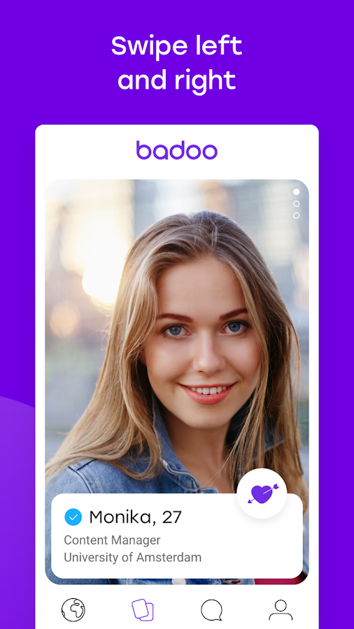 casual dating badoo chat