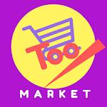 Too Market Criptos icon