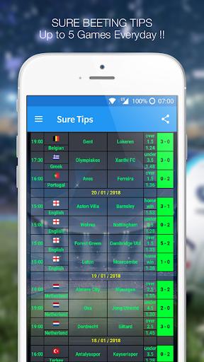 Betting TIPS VIP : DAILY PREDICTION 9.9.1 screenshots 3