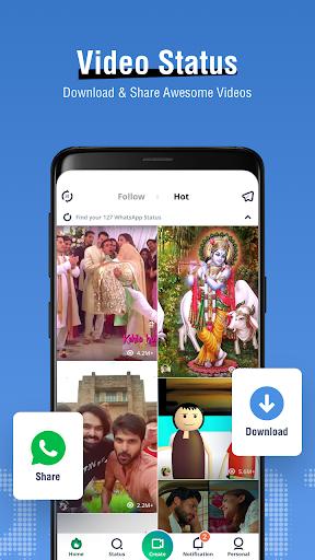 VidStatus - Share Your Video Status screenshots 2