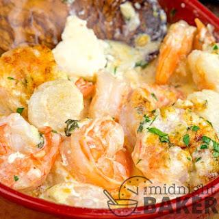 Seafood Casserole Recipe
