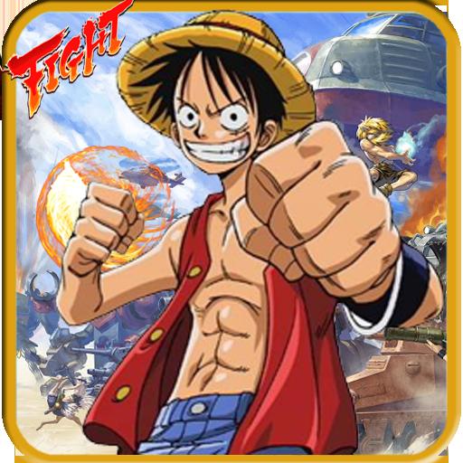 Pirate Luffy Fighter