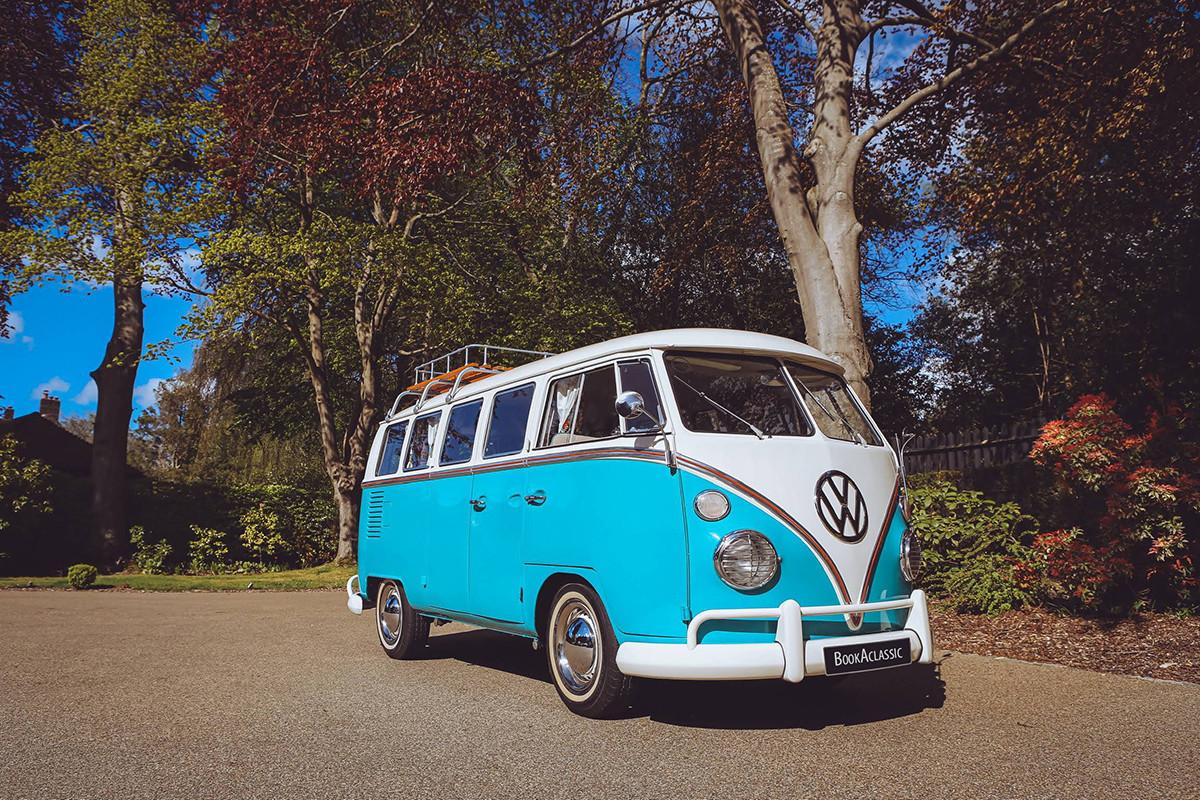 Volkswagen Campervan Hire Oxted