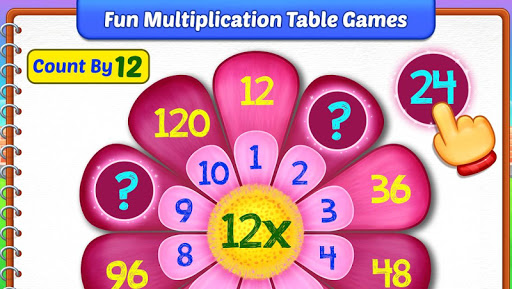 Multiplication Kids - Math Multiplication Tables android2mod screenshots 4