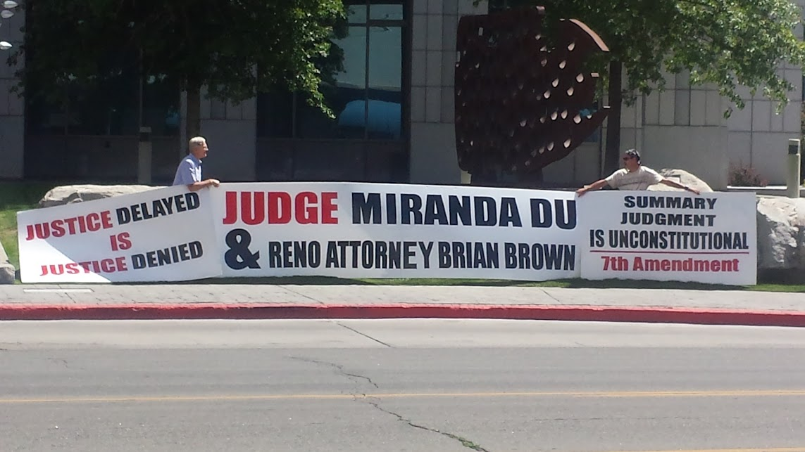 Judge Miranda Du Reno Nevada Federal Court