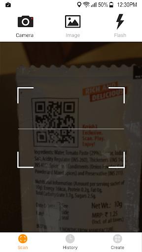 qr code robux 2020 Qr Code Reader Qr Scanner Android App Download Latest