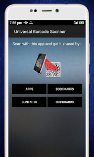 Universal Qr code & Barcod Scanner - náhled