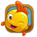 Feed the Fish - Cut My Rope Icon