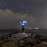 pioggia di stelle di