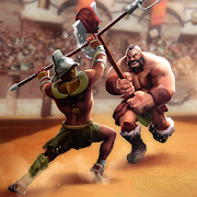 Gladiator Heroes Clash - Fighting & Strategy games