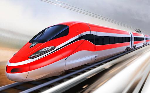 新幹線の3D