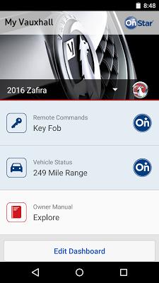 My Vauxhall - screenshot