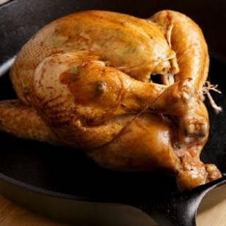 Pan-Roasted Chicken & Gravy