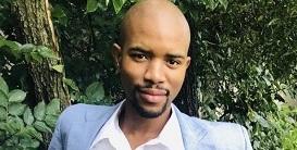 Tomi Rikhotso making his mark in fashion design