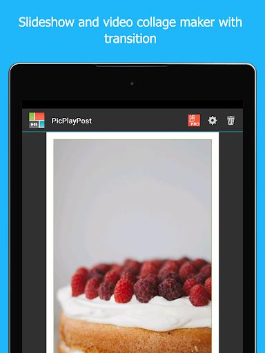 PicPlayPost Slideshow, Collage Maker, Video Editor screenshots 6