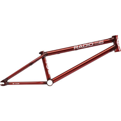Radio S6 BMX Frame - Matte Translucent Orange Thumb