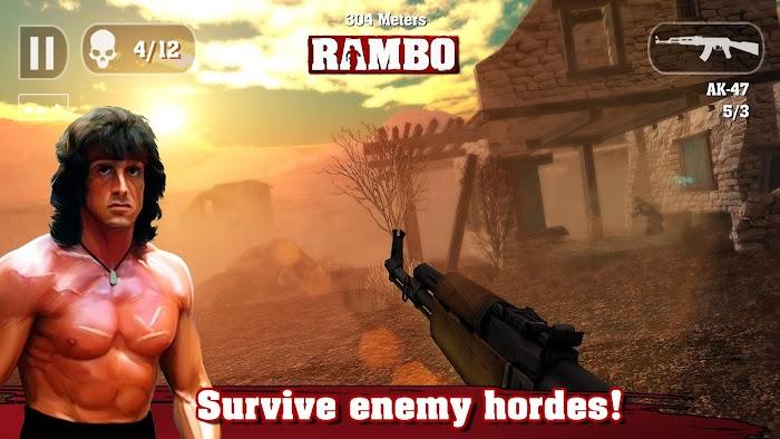 Rambo- screenshot