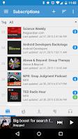 Screenshot of Podcast Republic