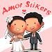Stickers de amor - Love WAStickerApps icon