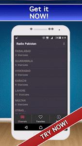 📻 Pakistan Radio FM & AM Live screenshot 3