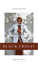 Black Friday Super Savings - Facebook Story item
