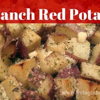 Ranch Red Potato Recipe- Potato Side Dish