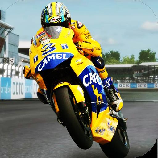 Real Moto Gp Racing