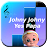 Johny Johny Yes Papa Tiles Icône