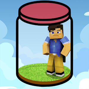 The world in a jar is survival map for minecraft mobile app store data the world in a jar is survival map for minecraft gumiabroncs Images