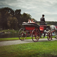 Wedding photographer Anna Kvyatek (sedelnikova). Photo of 03.11.2013