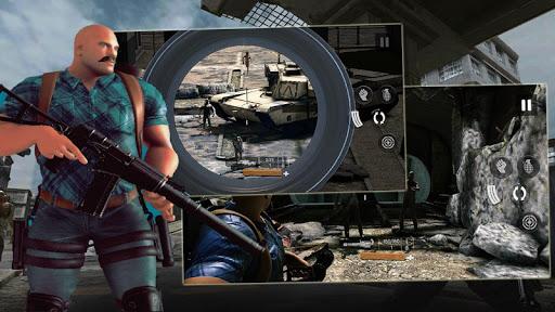 Télécharger Gratuit Zombie Gunfire mod apk screenshots 2