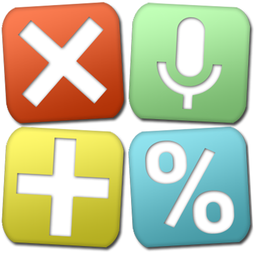 Multi-Screen Voice Calculator Pro Icon