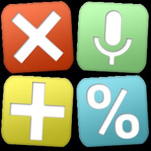 app gratis Calcolatrice vocale multi-schermata Pro