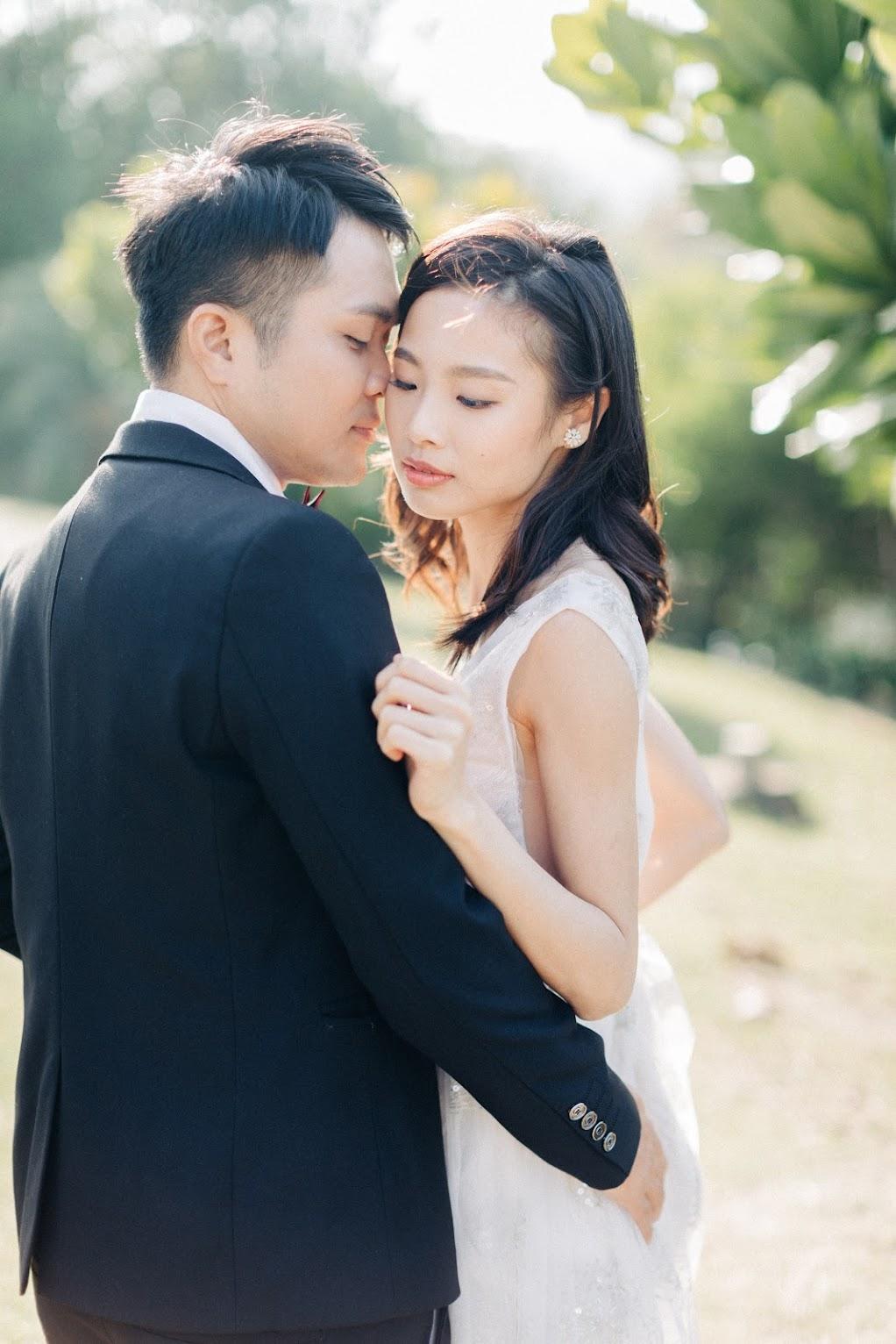 undefineda在 老新臺菜 舉行陽光正好的美式婚禮 ,是每位新娘夢寐以求的婚禮樣式!