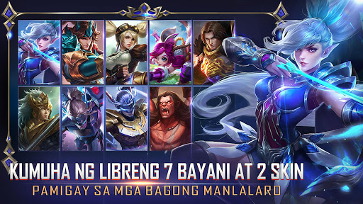 Mobile Legends: Bang Bang 1.2.44.2381 screenshots 5