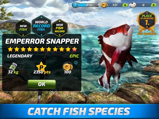 Fishing Clash: Catching Fish Game. Bass Hunting 3D image | 19