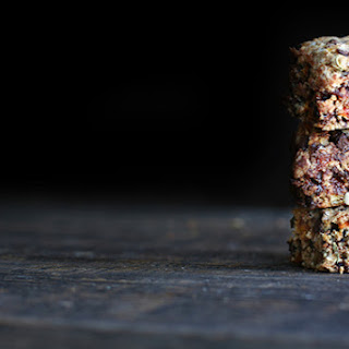 Recipe for Whole Wheat Biscotti with fennel seed, pistachios, apricots, and chocolate