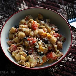 Mediterranean Mac n' Cheese