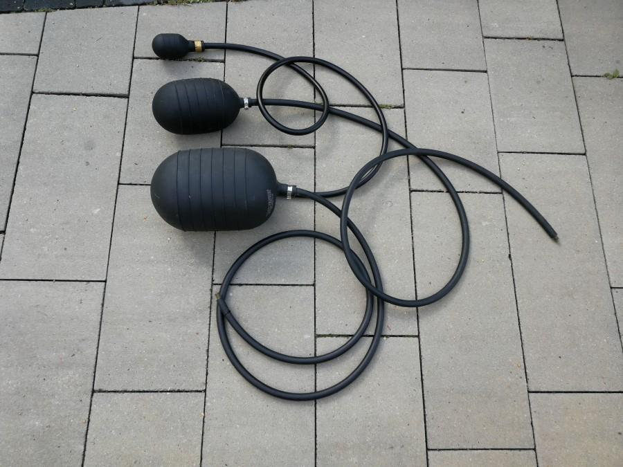 Korki do prób ciśnieniowych kanalizacji