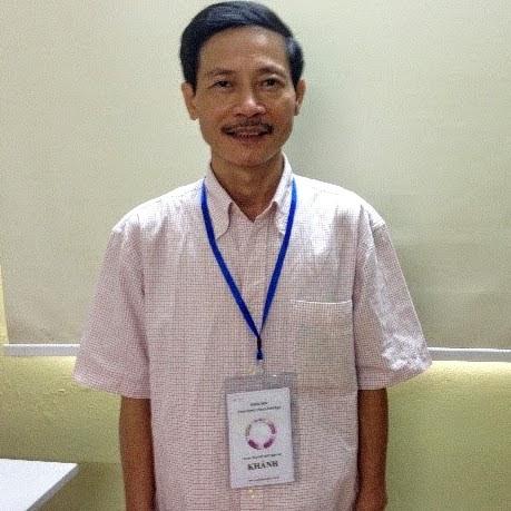 Kỹ sư Nguyễn Đức Khánh - Học viên khóa học Coaching dành cho Người Lãnh Đạo (7/2016)
