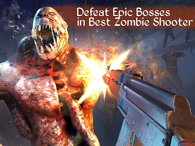 Zombie Call: Trigger Shooter v1.3 (Mod Money)