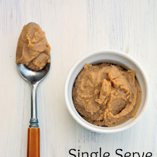 Single Serve Peanut Butter Cookie Dough.