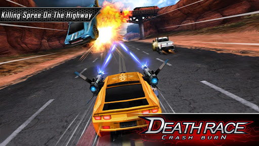 Fire Death Race:Crash Burn screenshots 6