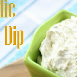 Feta Cheese Garlic Dip Recipes
