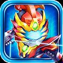 Superhero Armor: City War - Robot Fighting icon