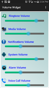All Type Volume Control screenshot 0
