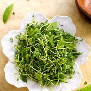 Three Pea Tea Salad