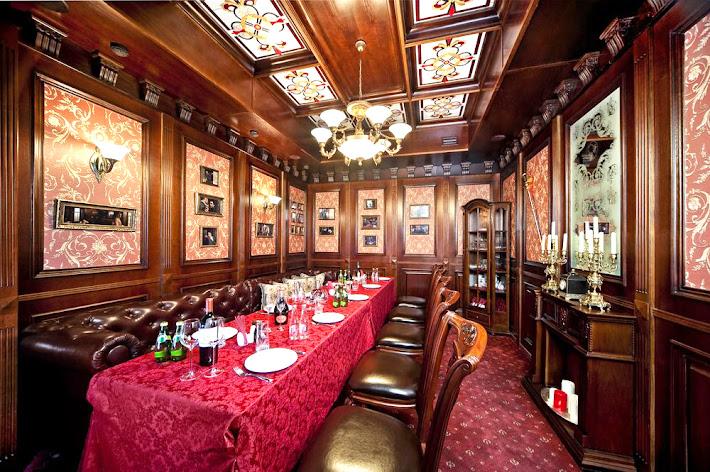 Фото №6 зала Sherlock Holmes