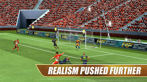 Real Football 2013 screenshot 10