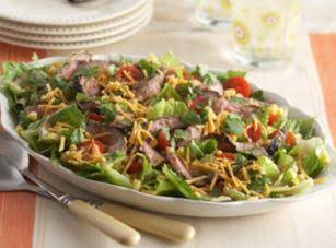 Basic Steak Salad Recipe